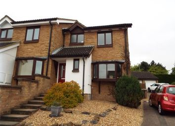 Thumbnail 3 bed semi-detached house for sale in Reeds Dale, Luton, Bedfordshire