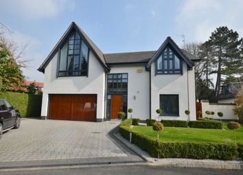Thumbnail 5 bed detached house to rent in Vermont Gardens, Cheadle Hulme, Cheadle
