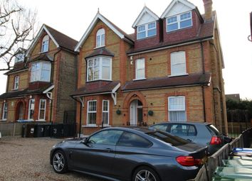 Thumbnail 1 bed flat to rent in Hawes Road, Bromley