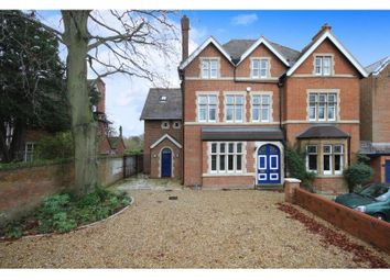 Thumbnail 5 bedroom semi-detached house to rent in Banbury Road, Oxford