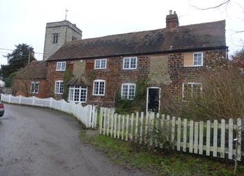 Thumbnail 3 bed detached house to rent in Church Lane, Trottiscliffe