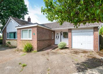 Thumbnail 4 bedroom detached bungalow for sale in Shales Road, Southampton