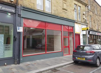 Thumbnail Retail premises for sale in Manor Street, Falkirk