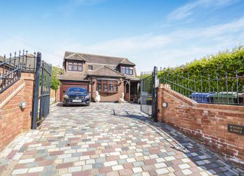 Thumbnail 4 bed detached house for sale in South Hill, Horndon-On-The-Hill, Stanford-Le-Hope