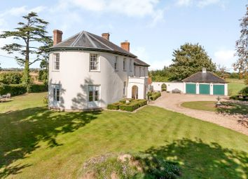 Thumbnail 5 bed detached house for sale in Woolmersdon, North Petherton, Somerset