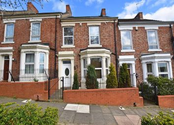 Thumbnail 4 bed terraced house for sale in Kenilworth Road, Newcastle Upon Tyne