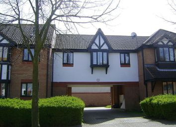 Thumbnail 1 bed property to rent in Lynmouth Crescent, Furzton, Milton Keynes