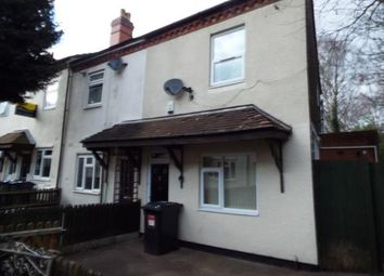 Thumbnail 6 bedroom end terrace house for sale in Lime Avenue, Dawlish Road, Birmingham, West Midlands