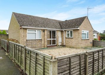 Thumbnail 2 bedroom semi-detached bungalow for sale in Girton Close, Mildenhall, Bury St. Edmunds