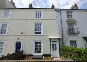 Thumbnail 4 bedroom terraced house for sale in Adelaide Terrace, Barrack Road, Northampton, Northamptonshire