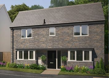 "Thumbnail 4 bed detached house for sale in ""The Primrose"" at Church Road, Shortlanesend, Truro"