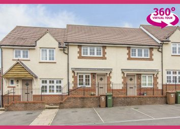 Thumbnail 2 bed terraced house for sale in Osprey Drive, Penallta, Hengoed