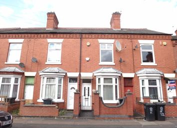 Thumbnail 2 bed terraced house for sale in Gipsy Road, Off Melton Road, Leicester