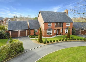 Thumbnail 5 bed detached house for sale in Springwater Drive, Wychwood Park, Weston