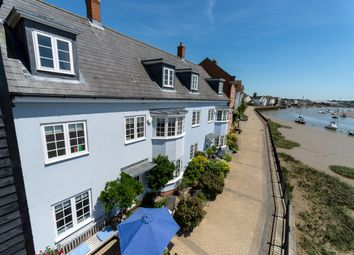 Thumbnail 6 bed terraced house for sale in West Quay, Wivenhoe, Colchester