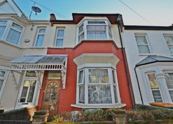 Thumbnail 3 bed terraced house for sale in Holland Road, East Ham