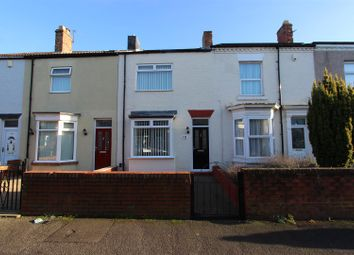 Thumbnail 2 bed terraced house for sale in Cobden Street, Darlington