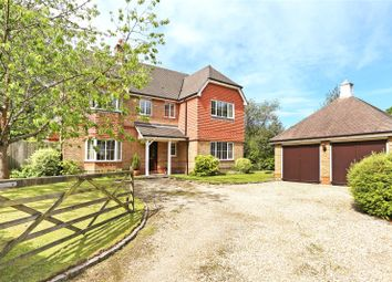 Thumbnail 5 bed detached house for sale in Plantation Road, Hill Brow, Liss, Hampshire