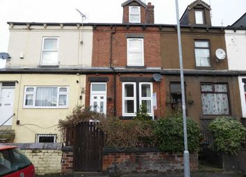Thumbnail 4 bedroom terraced house for sale in Salisbury View, Armley, Leeds, West Yorkshire