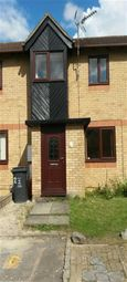 Thumbnail 3 bed terraced house to rent in Bancroft Close, Swindon, Wilts