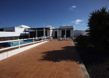 Thumbnail 3 bed terraced house for sale in Playa Blanca, Spain