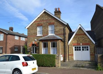 Thumbnail 4 bed detached house for sale in Walton Road, Hoddesdon