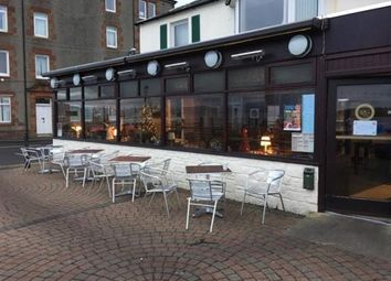 Thumbnail Restaurant/cafe for sale in Largs, Ayrshire