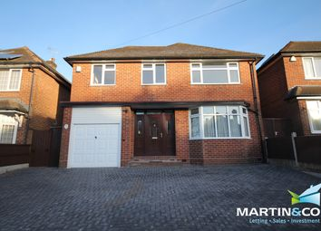 Thumbnail 3 bed detached house to rent in St Peters Road, Harborne