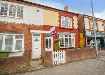 Thumbnail 2 bed end terrace house for sale in Eakring Road, Mansfield
