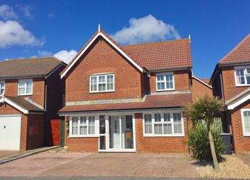 Thumbnail 4 bed detached house for sale in Magellan Way, Eastbourne