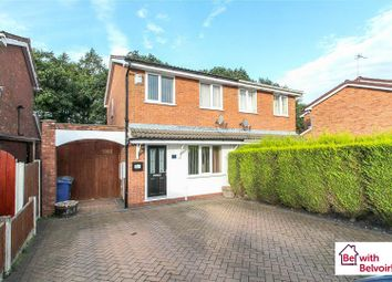 Thumbnail 2 bed semi-detached house for sale in Greenwood Park, Hednesford, Cannock