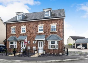 Thumbnail 4 bed semi-detached house for sale in St. Mawgan Street Kingsway, Quedgeley, Gloucester, Gloucestershire