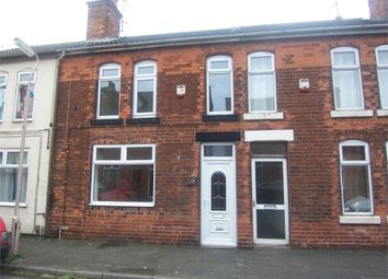 Thumbnail 2 bed terraced house to rent in Bagshaw Street, Pleasley, Mansfield