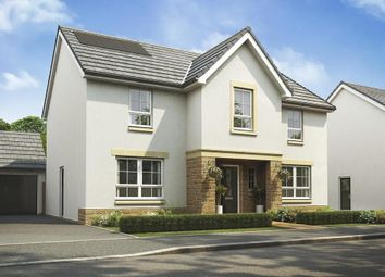 "Thumbnail 4 bedroom detached house for sale in ""Glenbervie"" at Malletsheugh Road, Newton Mearns, Glasgow"