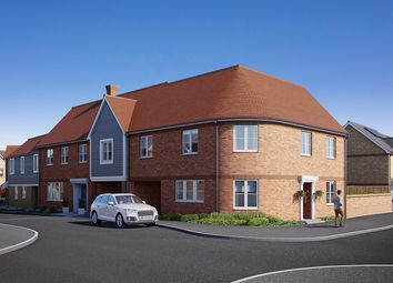 Thumbnail 1 bedroom flat for sale in Post Office Road, Broomfield Village, Chelmsford