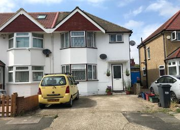 3 bed semi-detached house for sale in Munster Avenue, Hounslow, Middlesex TW4