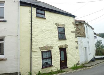 Thumbnail 3 bed terraced house for sale in Castle Street, Bodmin