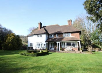 Thumbnail 6 bed detached house for sale in Caldy Road, Caldy, Wirral