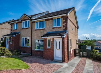 Thumbnail 3 bed semi-detached house for sale in Lademill, Whins Of Milton, Stirling