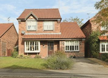 Thumbnail 4 bed detached house for sale in Old Hall Close, Calverton, Nottingham
