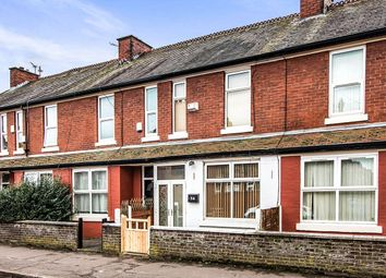 Thumbnail 2 bed terraced house for sale in Great Southern Street, Rusholme, Manchester