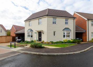 Thumbnail 3 bed link-detached house for sale in Charlotte Drive, Costessey, Norwich