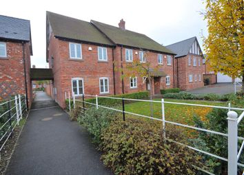 Thumbnail 3 bed end terrace house to rent in Broomheath Lane, Tarvin, Chester