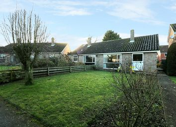 Thumbnail 2 bedroom semi-detached bungalow to rent in Beech Way, Dickleburgh, Diss