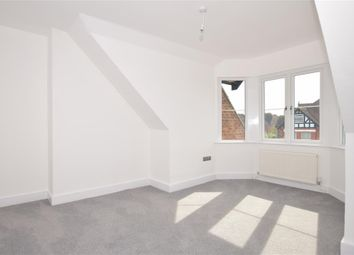 Thumbnail 4 bed semi-detached house for sale in Radnor Park Road, Folkestone, Kent