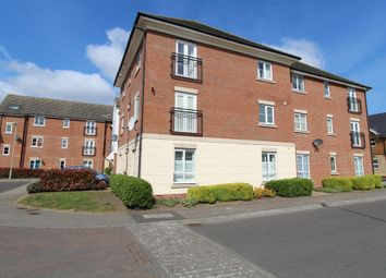 Thumbnail 2 bedroom flat to rent in Bridge Farm Close, Mildenhall, Bury St. Edmunds