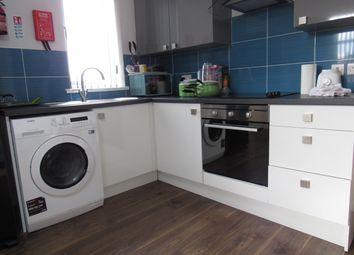 Thumbnail 4 bed flat to rent in Hawkins Street, Preston