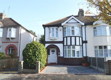 Thumbnail 3 bed semi-detached house to rent in Fairkytes Avenue, Hornchurch
