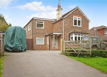 Thumbnail 4 bed detached house for sale in Clammer Hill Road, Grayswood, Haslemere