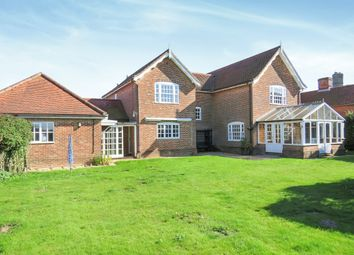 Thumbnail 4 bed detached house for sale in Woodbridge Road, Tunstall, Woodbridge